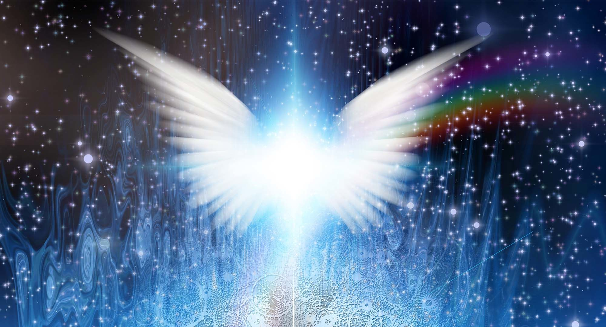 Angel Healing - What is is and how does it help